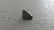 1990-1991; C4; Seat Control Indicator Cover Triangle; LH Driver