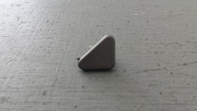 1990-1991; C4; Seat Control Indicator Cover Triangle; RH Passenger