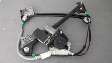 2005-2013; C6; Power Window Regulator; LH Driver