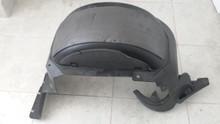 2005-2013; C6; Rear Quarter Inner Wheel Liner Skirt; LH Driver