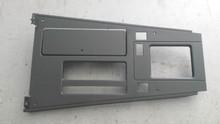 1984-1989; C4; Center Console Shift Trim Plate; PWR Windows, PWR Mirror