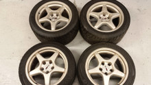 1984-1996; C4; ZR1 Style Wheel Rim & Tire Set 17 x 9.5 & 17 x 11