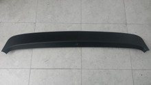 1986-1996; C4; Convertible; Flip Deck Lid Trim Molding Panel