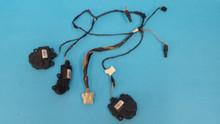 2005-2013; C6; A/C Heater Blend Door Actuator & Wire Harness