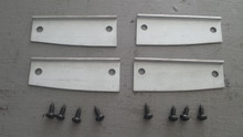 1968-1978; C3; Seat Back Retainers & Screws