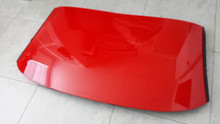 1997-2004; C5; SOLID Removable T Top Roof Panel; TORCH RED