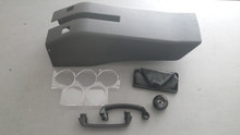 1970-1976; C3; Automatic; Interior Center Console Shift KIT
