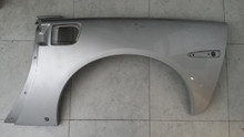 2005-2013; C6; Coupe: Rear Quarter Panel Fender; LH Driver