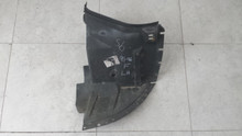 1991-1996 C4; Front Fender Front Inner Skirt Liner; LH Driver