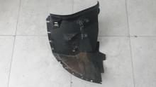 1991-1996 C4; Front Fender Front Inner Skirt Liner; RH Passenger