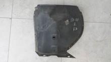 1984-1987; C4; Front Fender Rear Inner Skirt Liner; RH Passenger