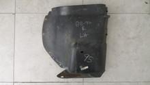 1988-1996; C4; Front Fender Rear Inner Skirt Liner; LH Driver