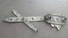 1963-1967; C2; Manual Crank Window Regulator; RH Passenger