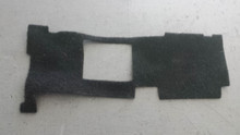 1990-1996; C4; Center Console Door Arm Rest Bottom Carpet