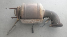 1992-1994; C4; LT1; Exhaust Pipe & O2 Sensor; LH Driver