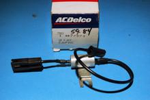 1964-80 c2- c3 corvette heater blower motor capacitor NEW GM