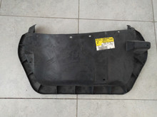1988-1996; C4; Hood Upper Wheel House Liner Skirt; RH Passenger