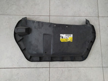 1988-1996; C4; Hood Upper Wheel House Liner Skirt; LH Driver