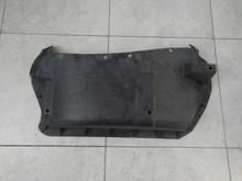 1985-1987; C4; Hood Upper Wheel House Liner Skirt; RH Passenger