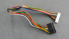 1997-2004; C5; Driver Information Center Switch Wire Harness