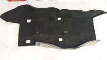 1997-2004; C5; Front Floor Carpet; RH Passenger; BLACK