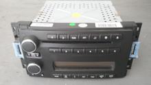 2005-2013; C6; Stock Radio CD Player; For Multi CD Changer
