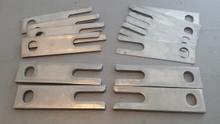 1968-1982; C3; Trailing Arm Shim Kit; Stainless Steel