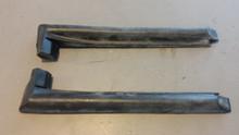 1978-1982; C3; Weatherstrip; Rear Side Glass; B Pillar; PAIR