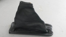 1984-1989; C4; Automatic; Leather Shift Boot
