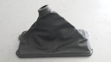 1990-1994; C4; Manual; Leather Shift Boot