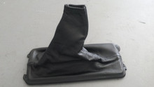1995-1996; C4; Manual; Leather Shift Boot