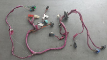 1997-1999; C5; Door Window Motor Wire Harness; RH Passenger