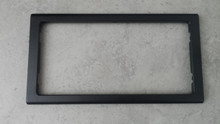 1997-2004; C5; Rear License Plate Frame