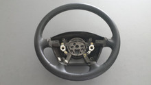 1997-2004; C5; Steering Wheel; BLACK