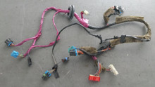2000-2004; C5; Door Window Motor Wire Harness; RH Passenger