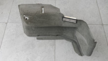 1997-2004; C5; Coupe; Rear Trim Carpet; LH Driver; GRAY