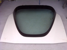 2005-2013; C6; Rear Hatch with Glass