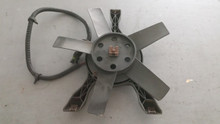 1985-1989; C4; Radiator Cooling Fan & Motor; Auxiliary