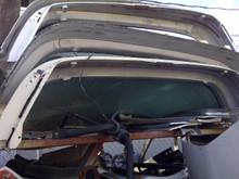 1978-1982; C3; Rear Deck Panel