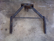 1980-1982; C3; Front Frame Extension