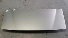 2005-2013; C6; Convertible; Trunk Lid; SILVER