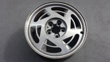 1988-1989; C4; Spun Alum Rear Wheel Rim 17 x 9.5; LH Driver