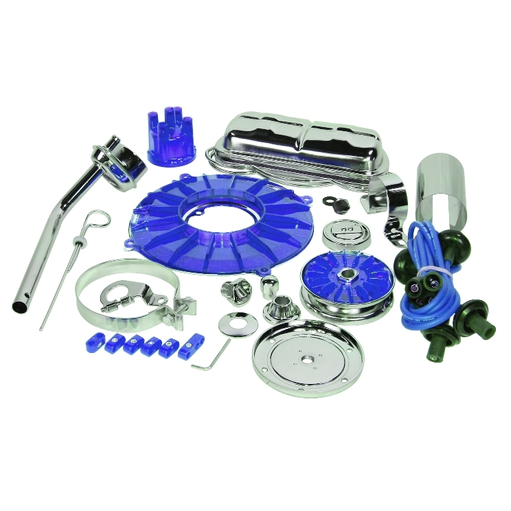 Vw Chrome & Color Engine Trim Kits