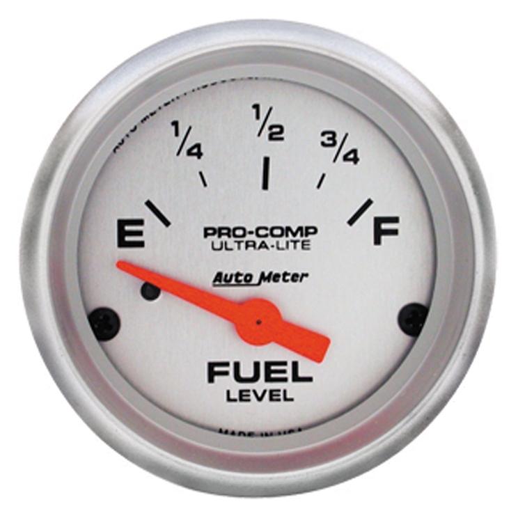 Autometer Ultra Lite Gauges