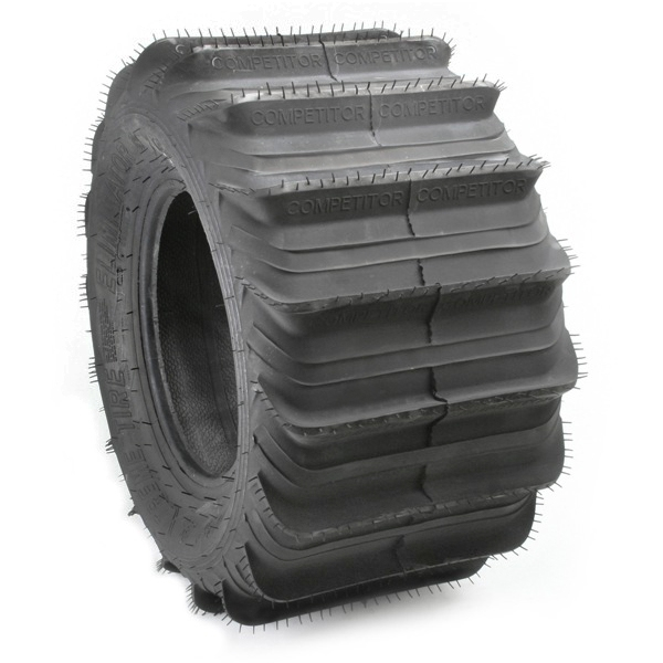 Rear Paddle Tires
