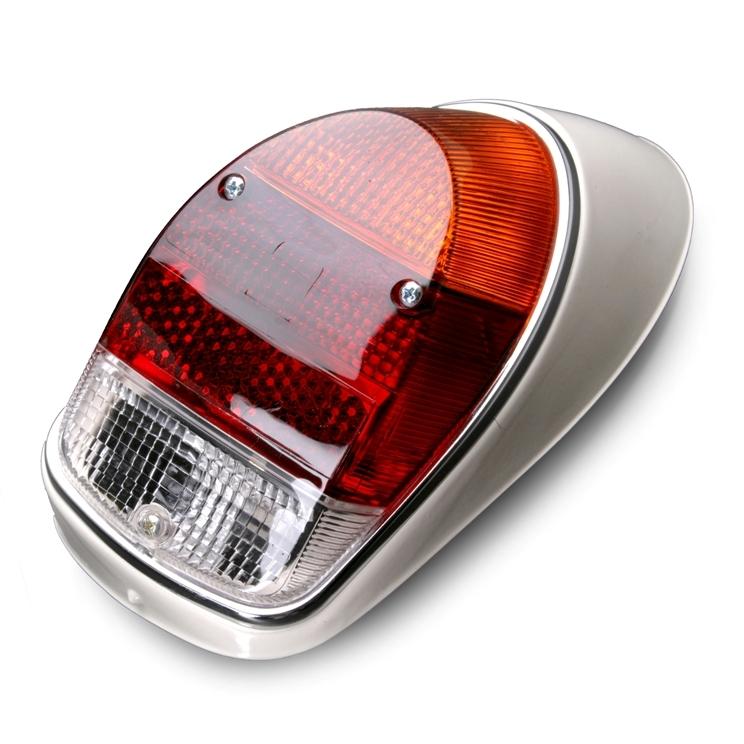 VW Tail Light Assemblies & Lenses