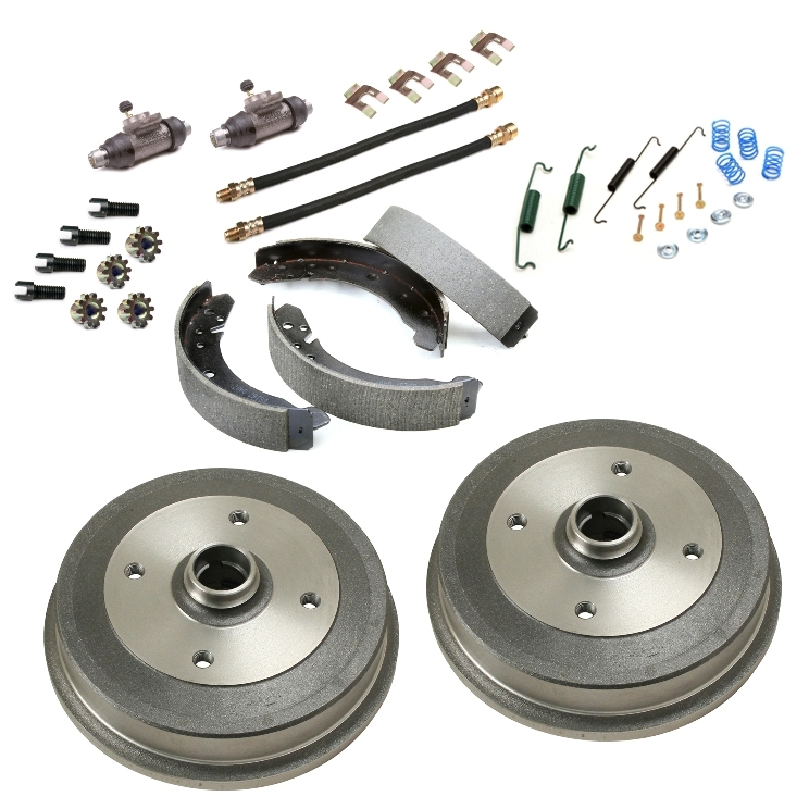 Drum Brake Packages
