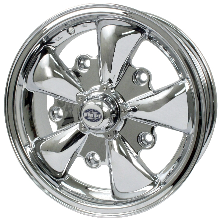 Empi GT 5 Spoke Vw Wheels