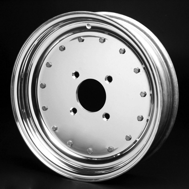 CMS Bolted Aluminum Wheels