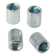 Intake / Exhaust Nuts 8mm X 1.25 Threaded Studs / Vw Air-cooled Engines